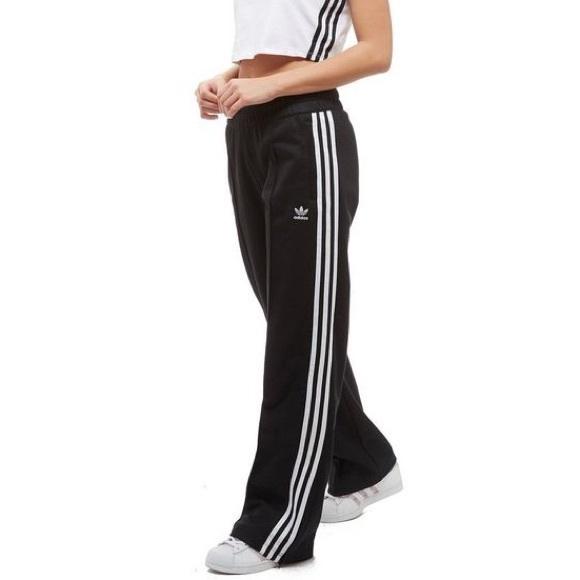 Adidas Originals Wide Leg High Waist